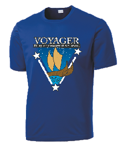 Voyager Public Chart School - Moisture Wicking - DRI-FIT