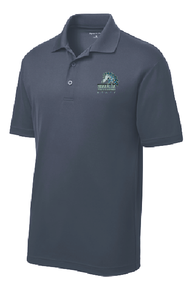 Moanalua Middle Staff -  Men's Sport-Tek PosiCharge RacerMesh Polo (ST640)