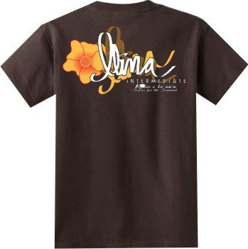 Ilima Intermediate School Cotton P.E. Uniform - Brown
