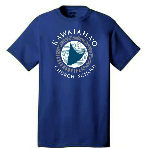 Kawaiahao Church School Uniform - Royal
