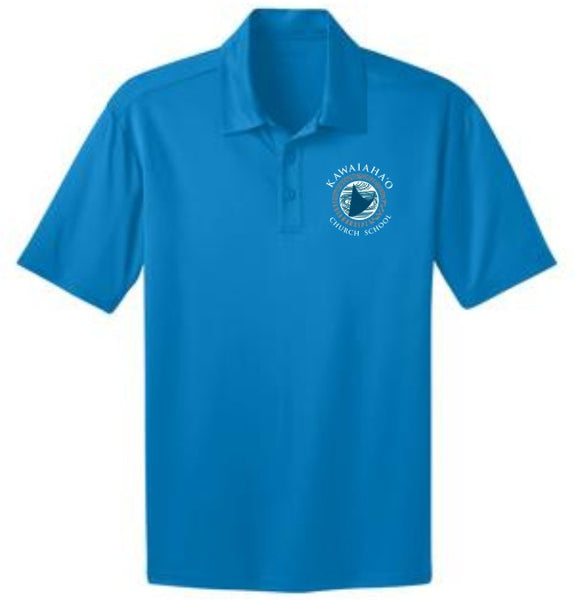 *** Kawaiahao Staff Only*** Men's Silk Touch™ Performance Polo