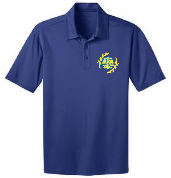 August Ahrens Elementary - Staff Shirts - Silk Polo - Mens