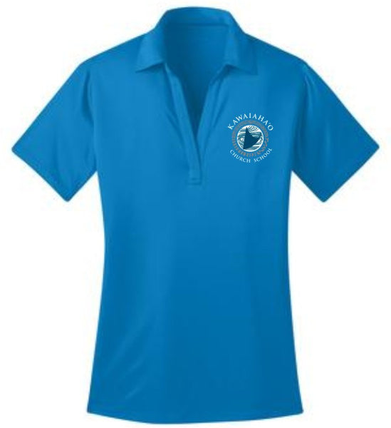 ***Kawaiahao Staff Only*** Women's Silk Touch™ Performance Polo