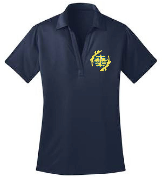 August Ahrens Staff - Port Authority® Ladies Silk Touch™ Performance Polo - L540