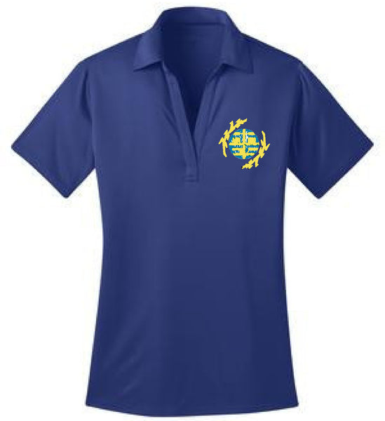 August Ahrens Elementary - Staff Shirts - Silk Polo - Ladies