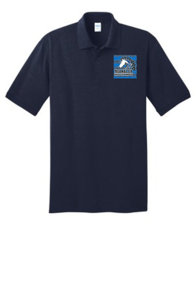 Moanalua Middle School Uniform Embroidered Polo