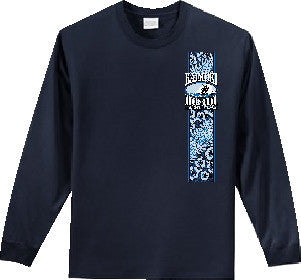 Kaimuki Middle School - Long Sleeve Uniform - Navy Blue