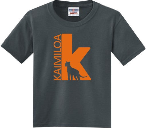 Kaimiloa Elementary School - Uniform (Charcoal Grey)