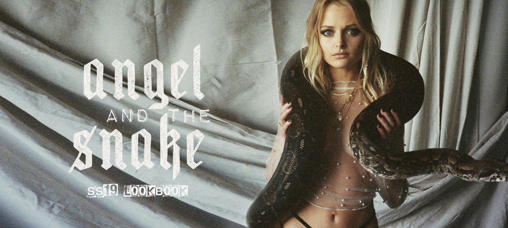 Angel And The Snake Lookbook