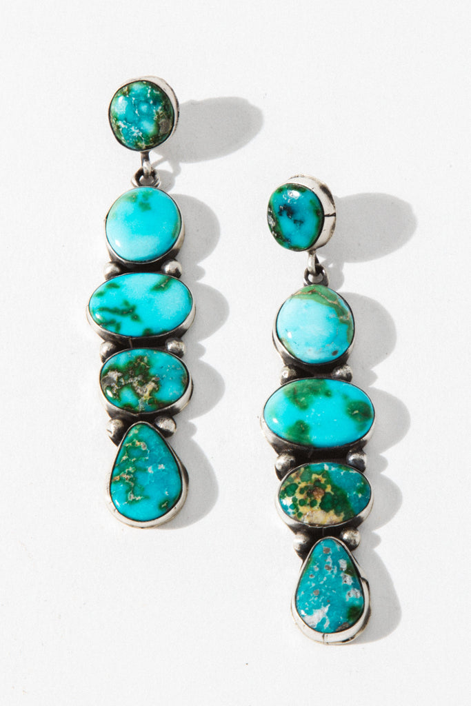 Child of Wild Jewelry Ancient Blue Daze Earrings