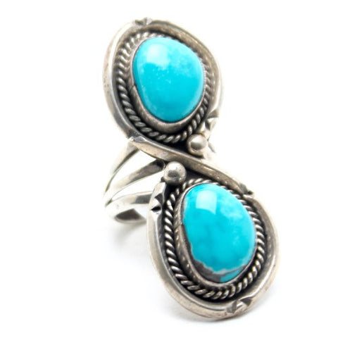 Dunes Vintage Native American Ring - Child of Wild