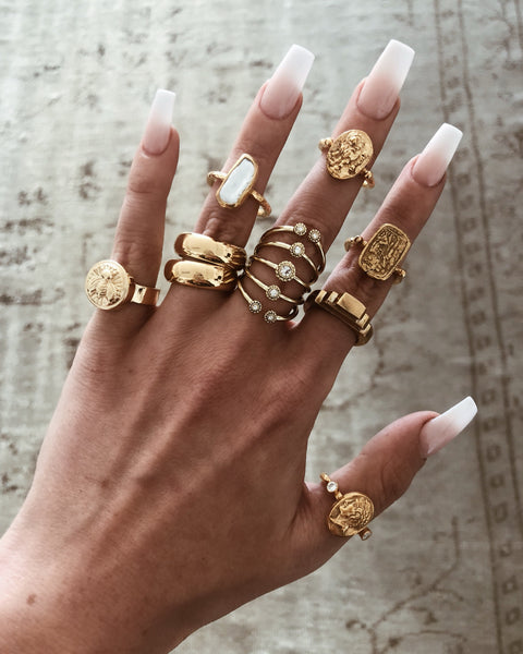 NUN NYC Jewelry Dawn Ring