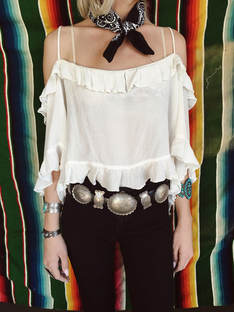Desert Dweller Navajo Concho Belt - Child of Wild  - 4