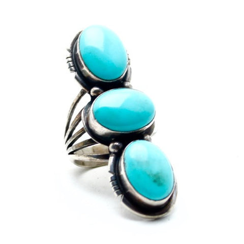 Daze Vintage Native American Ring - Child of Wild