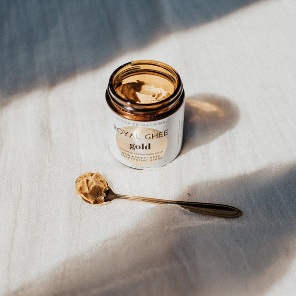 Flora Ex Machina Objects Ghee Royal Ghee Gold