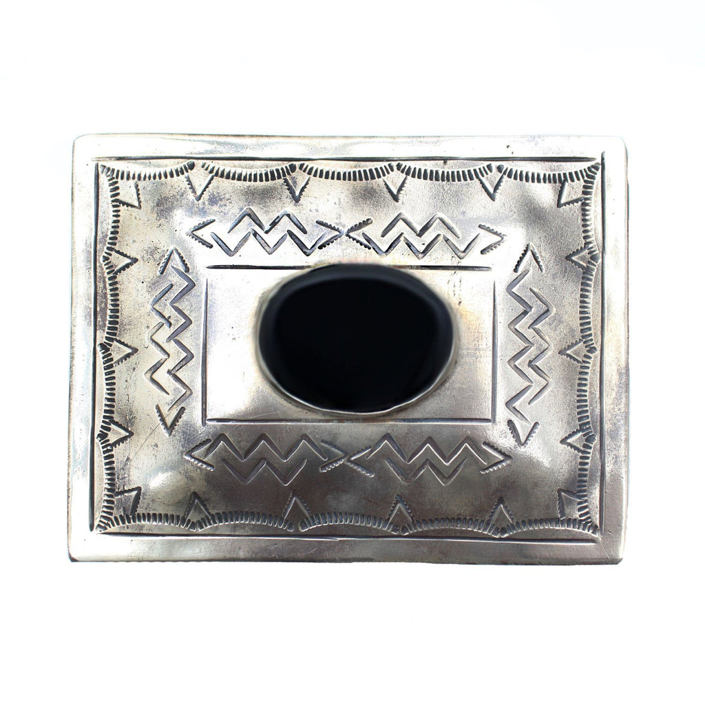 J. Alexander Objects Petite Onyx Keepsake Box