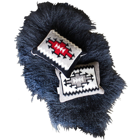 Zapotec Objects Zapotec Small Pillow