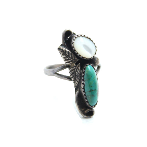 Spirits High Vintage Native American Ring