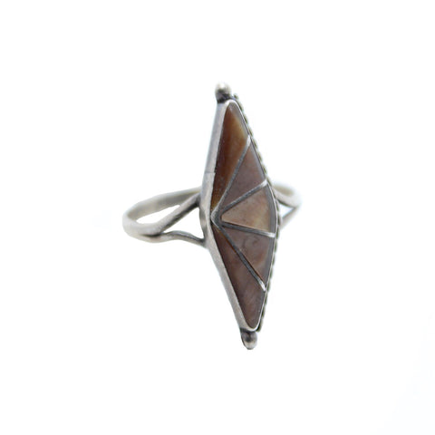 Mother of Pearl Vintage Ring