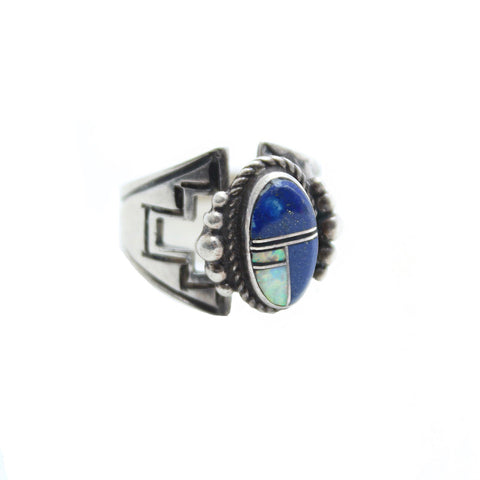 Opal Dreams Native American Ring