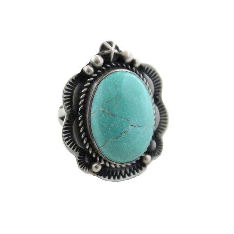 Turquoise Visions Ring