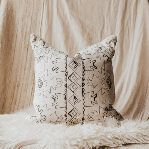 Heirloom Objects Berber / FINAL SALE Hawley Pillow