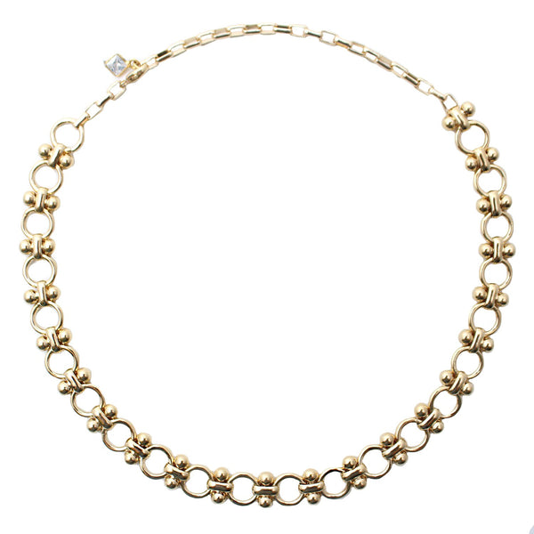 Goddess Jewelry Gold / 12 inches Juno Choker