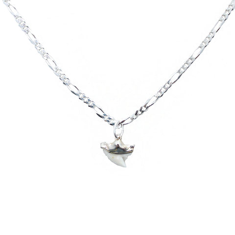 CGM Jewelry 16 Inches Great White Necklace
