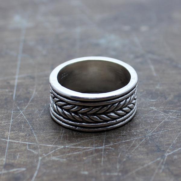 Rope Band Ring - Child of Wild  - 2