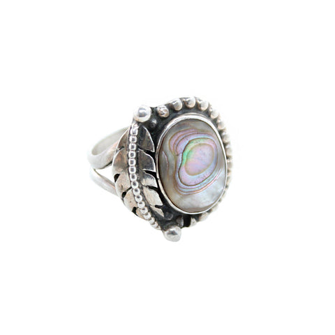 Vintage Native American Jewelry Pearl Dreams Vintage Ring