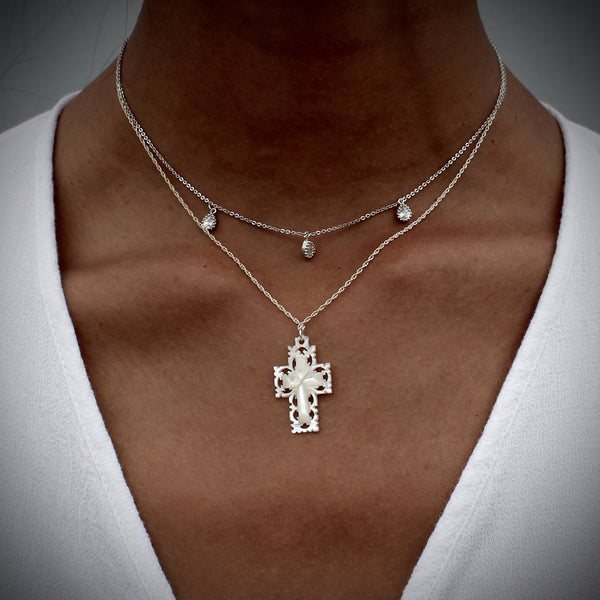 charis Jewelry The Trinity Necklace