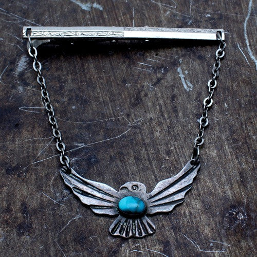 Child of Wild Mens Jewelry Vintage Arrow Tie Pin