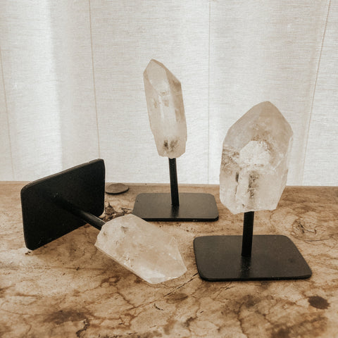 Child of Wild Objects Quartz Points