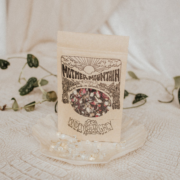 Mother Mountain Herbals Objects Maiden Grey / FINAL SALE Maiden Grey Herbal Tea