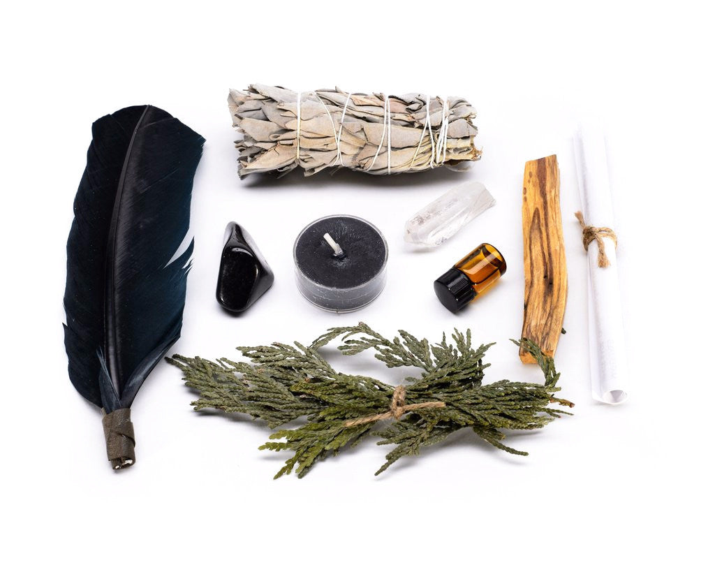 J. Southern Studio Objects Protection Ritual Kit