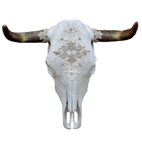Child of Wild Bones Love's Prism Cow Skull