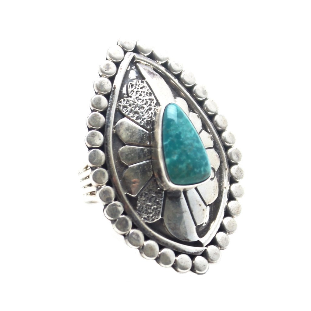 Sunwest Jewelry Tribes Fire Navajo Ring