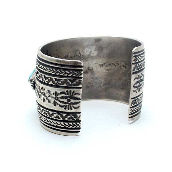 Peyote Vintage Native American Cuff - Child of Wild  - 3
