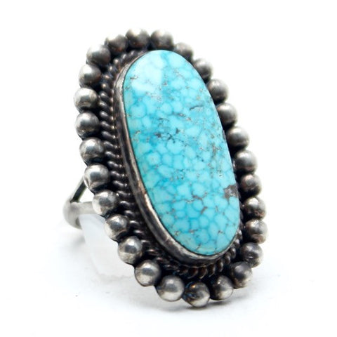 Sky Vintage Native American Ring - Child of Wild