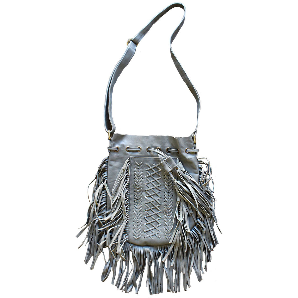 Bali Objects Grey / FINAL SALE Shiva Bali Bag