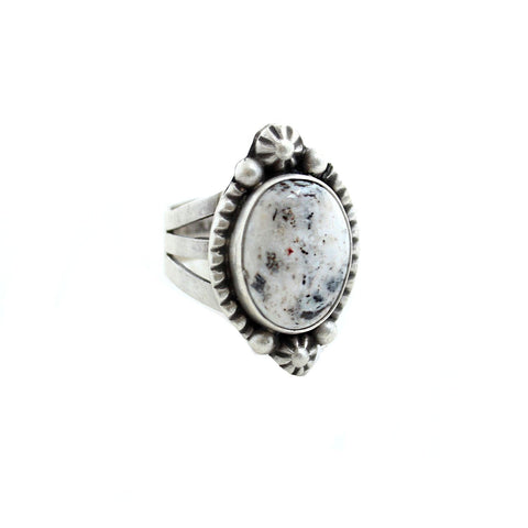 Winter's Bone White Buffalo Ring