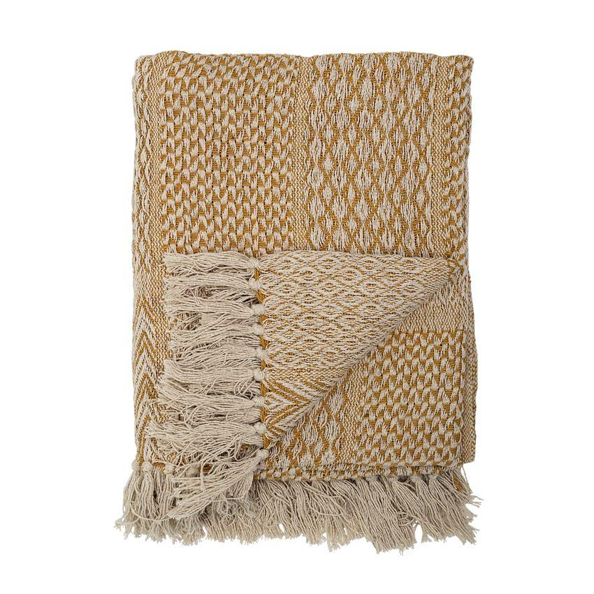 Pom Pom Home Objects Sand / FINAL SALE Sunset Cotton Throw