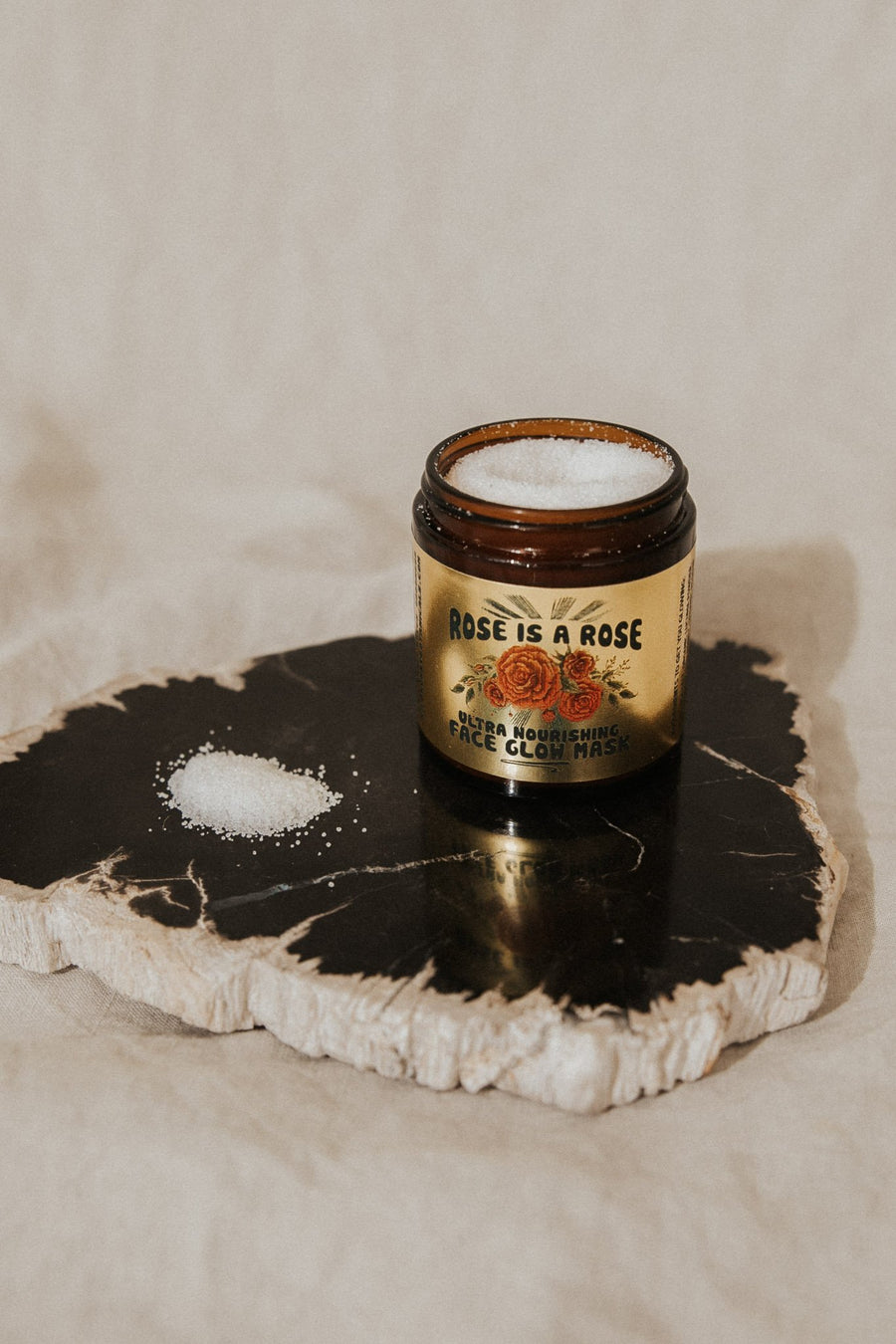 Wild Honey Apothecary Objects Rose / FINAL SALE Rose is a Rose Face Glow Mask