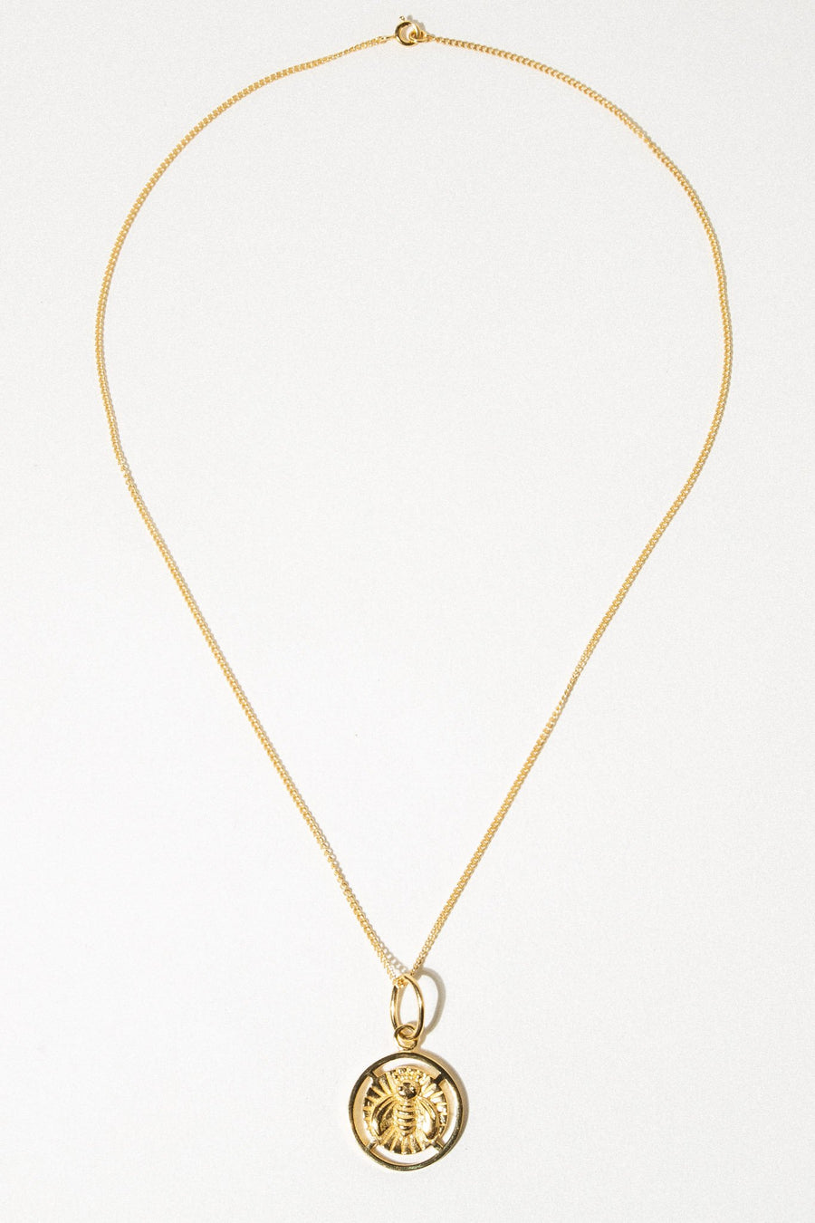 Wildthings Collectables Jewelry Gold / 18 Inches Reina Necklace