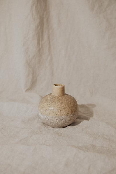Bloomingville Objects White Sand Vase