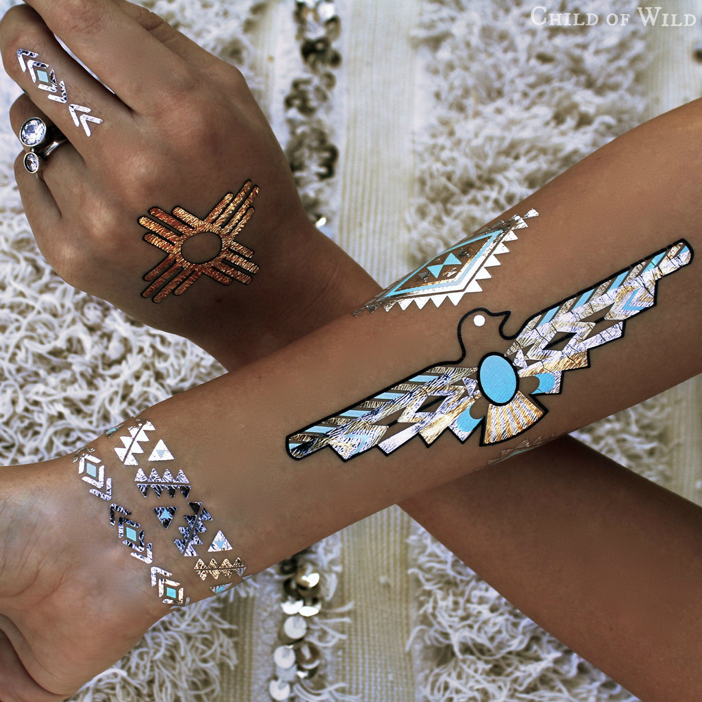 Flash Tattoos x Child of Wild 'Desert Dweller' - Child of Wild  - 6