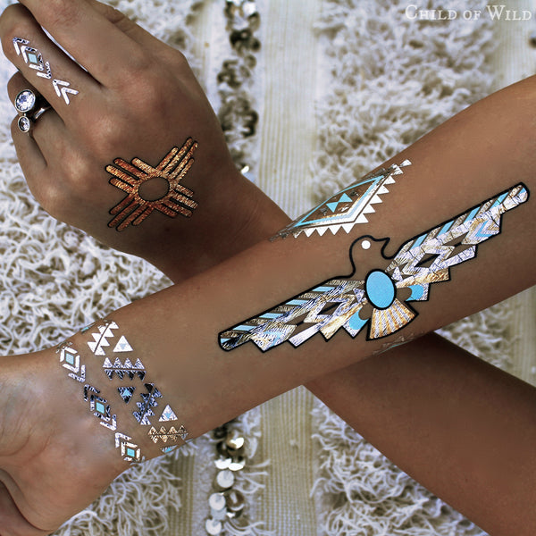 Child of Wild sale Flash Tattoos x Child of Wild 'Desert Dweller'