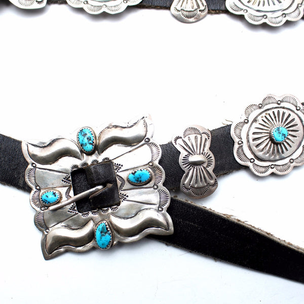 Desert Tripper Navajo Concho Belt - Child of Wild  - 2