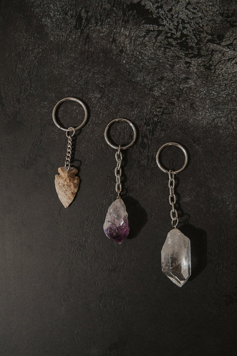 Crystals Objects Crystal Dreams Keychain