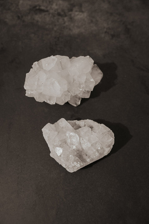 Crystals Objects Apophyllite Crystals